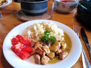 Kyckling_currysås