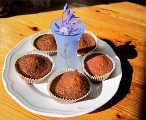 Kålrotsmuffins